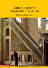 Islamic geometric ornaments in Istanbul